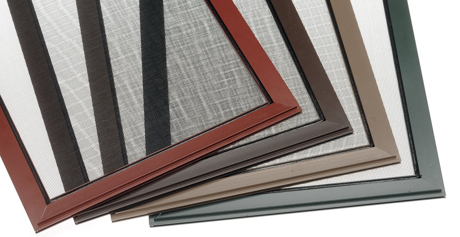Commercial window and door profiles quanex building products for Window screen