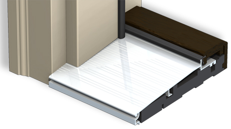 Integrated Door Jamb And Threshold Quanex Building Products