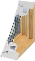 MikronWood® Thermal Advantage™ Window System